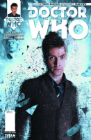 Doctor Who The Tenth Doctor Adventures: Year Two #17 (Cover B)